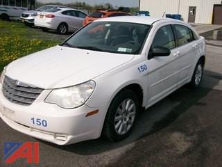 **Lot Updated** 2007 Chrysler Sebring 4 Door