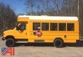 **UPDATED** 4WD 2005 Ford E450 School Bus