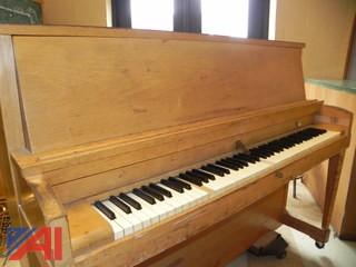 Hamilton by Baldwin Upright Piano