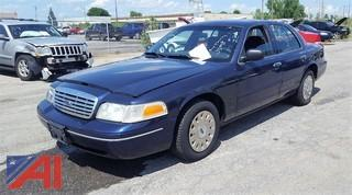 2005 Ford Crown Victoria/Police Interceptor 4DSD