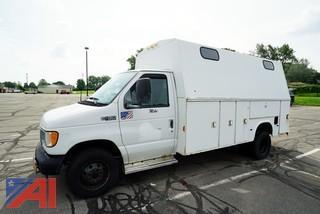 2002 Ford E-450 Service Body Truck/T115