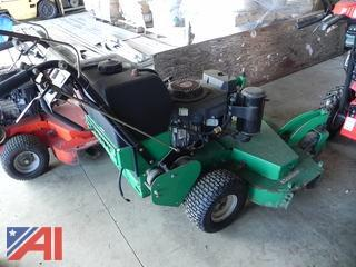 "Lesco 48"" Walk Behind Mower"