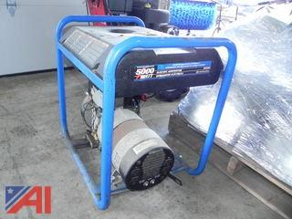 5000 Watt Electric Generator