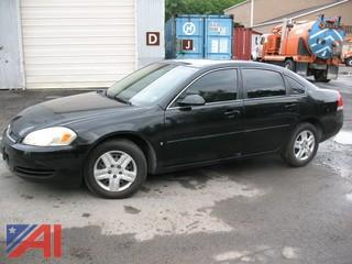 2006 Chevy Impala 4 Door