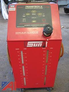 Transtech II Transmission Service Machine