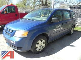 2010 Dodge Grand Caravan Mini Van
