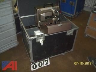 (3) 16MM Eiki Projectors