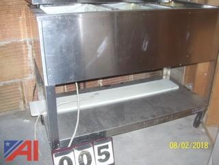 Stainless Steel Food Warmer