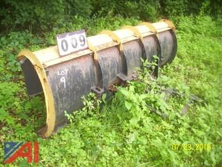 8' Fisher Old Style Plow