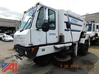 1997 Allianz Johnston MX450 Sweeper
