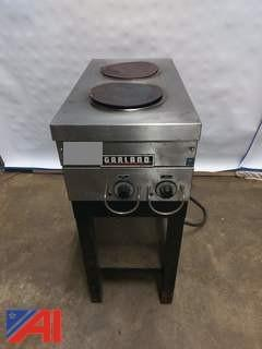 Garland Electric Range