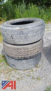 (3) Tires
