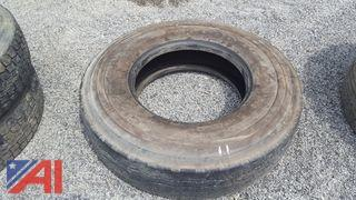(1) Goodyear G159 Tire