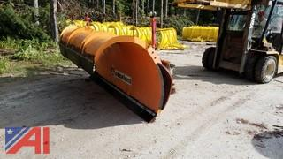 Assaloni 10 ft Reversible Heavy Duty Plow