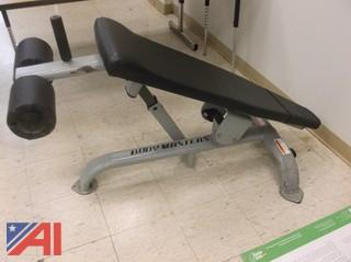 Body Master Sit-Up Bench