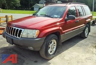 2002 Jeep Grand Cherokee Laredo Suburban