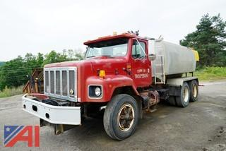 1992 International/Navistar 2674 Water Truck