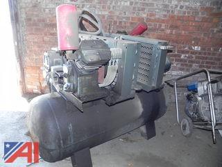 1976 Ingersoll-Rand Air Compressor