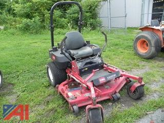 "Commercial Toro Z Master Mower Turbo Force 60"" Deck"