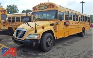 2008 Bluebird Vision School Bus