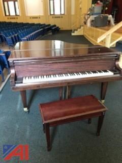 Wm Knabe and Co. Piano