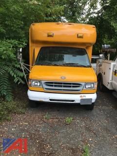 1999 Ford Econoline E350 Box Truck