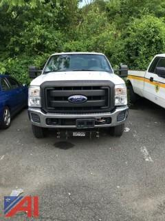 2011 Ford F250 SD Service Truck