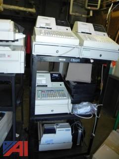 (4) Samsung Cash Registers
