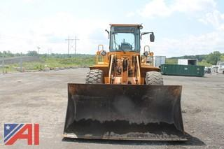 1999 Hyundai HL750 Wheel Loader