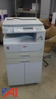 Lanier Black and White Commercial Copier