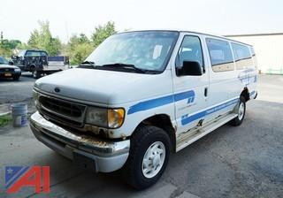 1999 Ford E350 Econoline Passenger Van