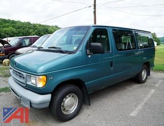 1998 Ford Passenger Van