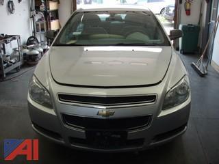 2011 Chevrolet Malibu 4-Door