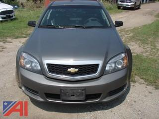 **Lot Updated** 2011 Chevrolet Caprice 4 Door