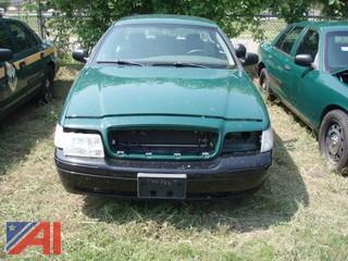 **Updated** 2010 Ford Crown Victoria 4 Door/Police Interceptor