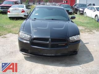 2012 Dodge Charger Police Interceptor