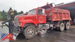 1997 International 2574 6x4 Dump Truck