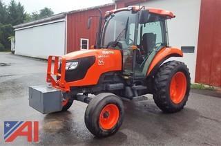 2010 Kubota M-6040 Tractor