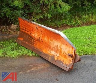 1997 Everest 12ft Wing Plow