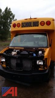 2009 Chevrolet Express 3500 Short School Bus