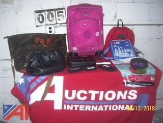 Luggage Bags and Accessories