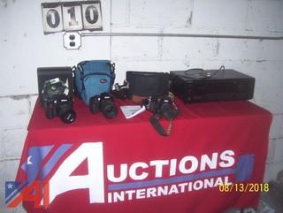 Nikon Camera's and More