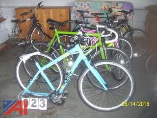 (7) Bikes