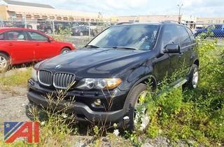 2005 BMW X5 Suburban