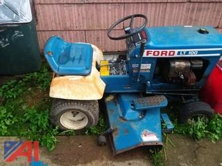 Ford LT100 Lawn Tractor