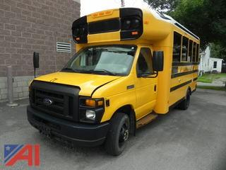 2010 Ford Blue Bird E450 School Bus