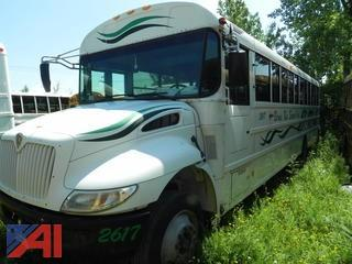 2006 International 3000 School Bus with Wheelchair Lift