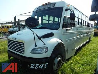 2009 Thomas B2 School Bus with Wheelchair Lift