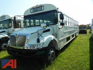 2011 International 3000 School Bus with Wheelchair Lift
