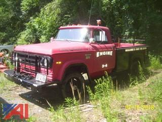 1970 Dodge 300 Power Wagon Pick up